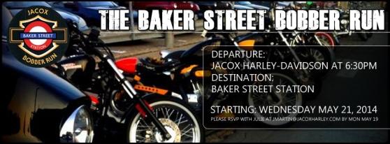 Baker Street Bobber Run 2014 FB Timeline