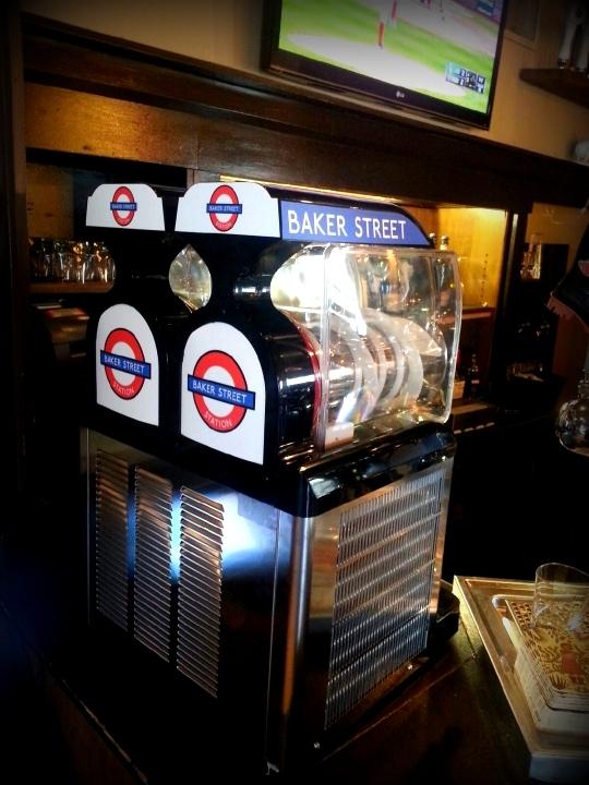 Baker Street Station Frosty Top Guelph