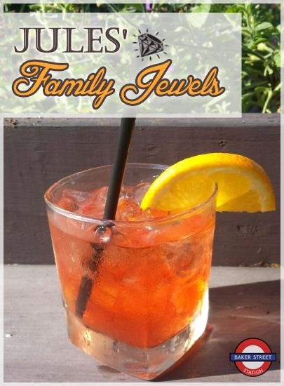September Jules' Family Jewels