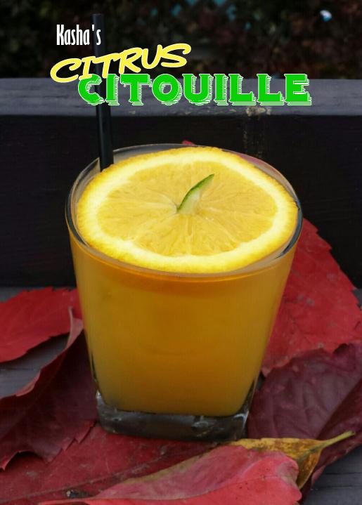 October Kasha's Citrus Citouille