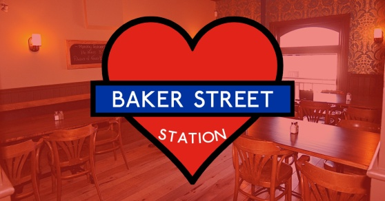 Baker Street Station - Valentine's Day