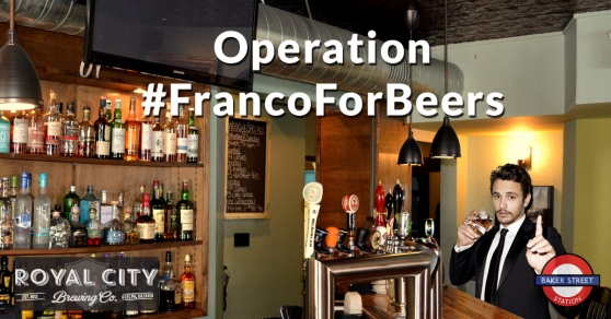 FrancoForBeers Header