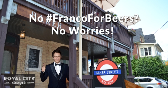 No FrancoForBeers