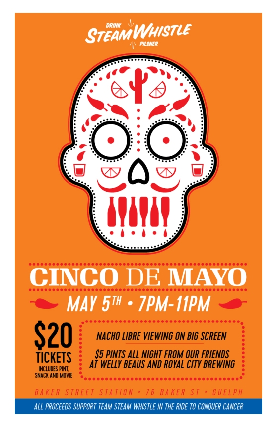 Cinco de Mayo - Party time