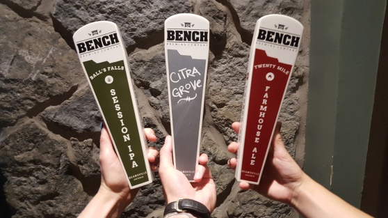 Bench Brewing Launch Party