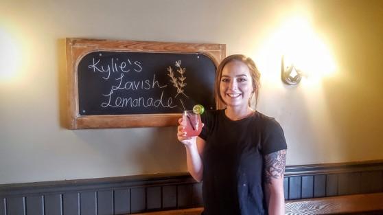 Kylie's Lavish Lemonade Cocktail